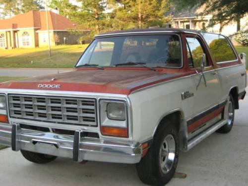 1984 Dodge Ramcharger Prospector 2WD For Sale in Warner ...