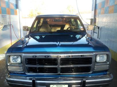 1992 Dodge Ramcharger For Sale in La Porte (Houston ...