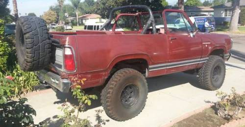 1979 Dodge Ramcharger For Sale in Covina (LA), California ...