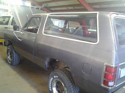 1984 Dodge Ramcharger 4WD For Sale in Defiance OH