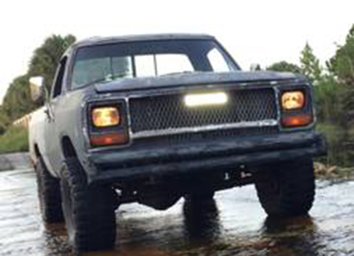 1986 Dodge Ramcharger 4x4 For Sale in Fort Myers FL