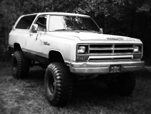 Elgin Ga on 1989 Dodge Ramcharger Fuel Pump