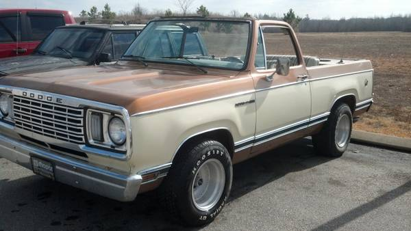 1977 318 Dodge Ramcharger For Sale In Paris Tn