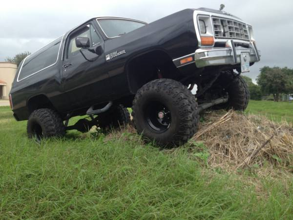 1985 Dodge Ramcharger 4x4 For Sale in Mcallen TX