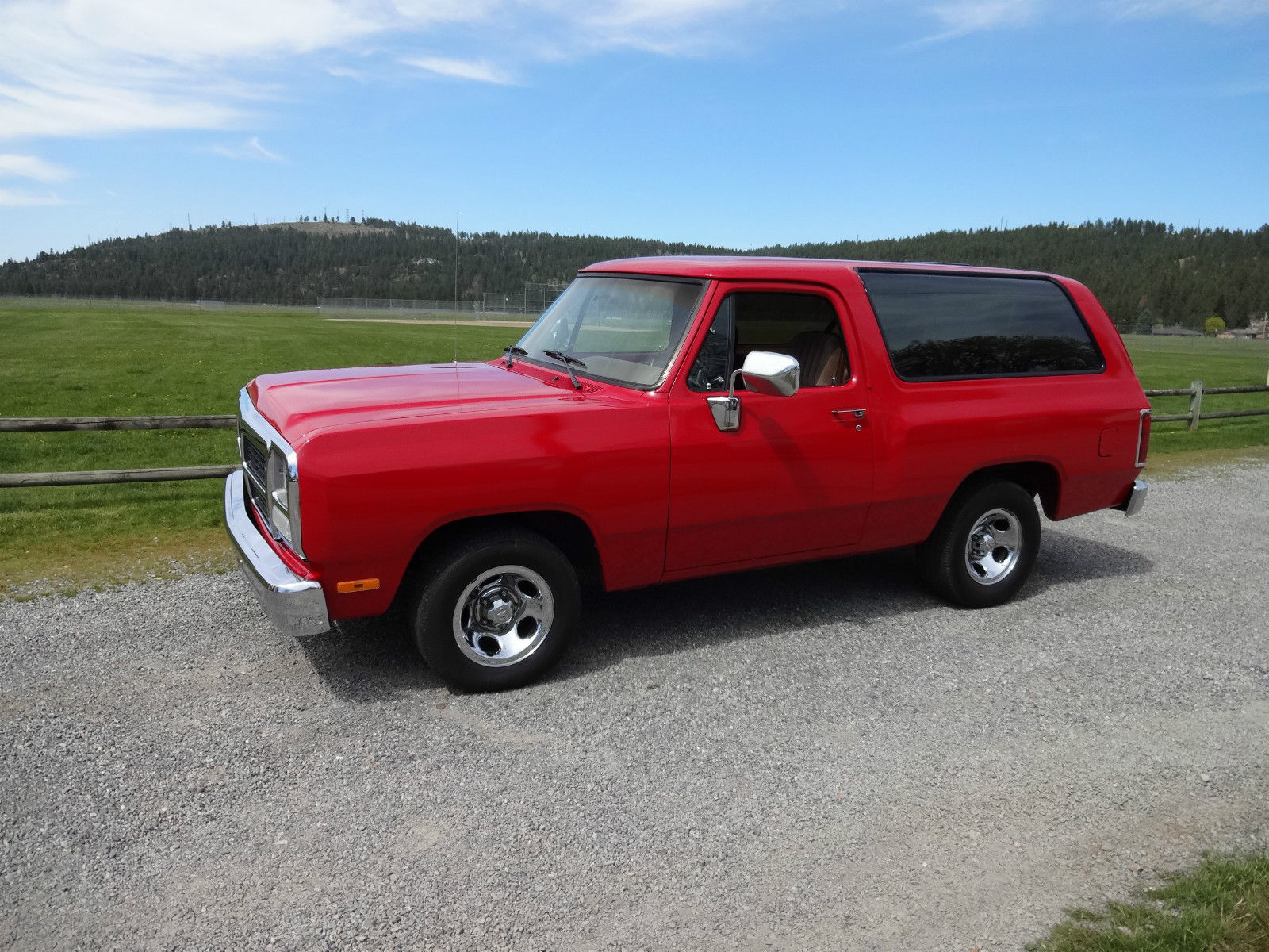 1993 Dodge Ramcharger 2wd For Sale In Spokane Wa