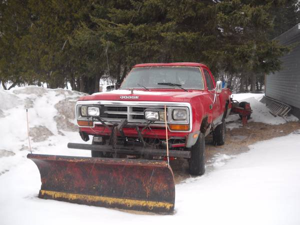 1987 Dodge Ramcharger For Sale in Mohawk MI