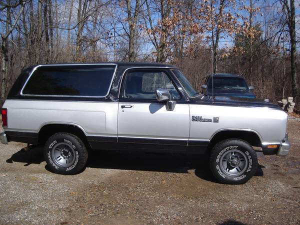 1990 Dodge Ramcharger For Sale In Brighton Mi