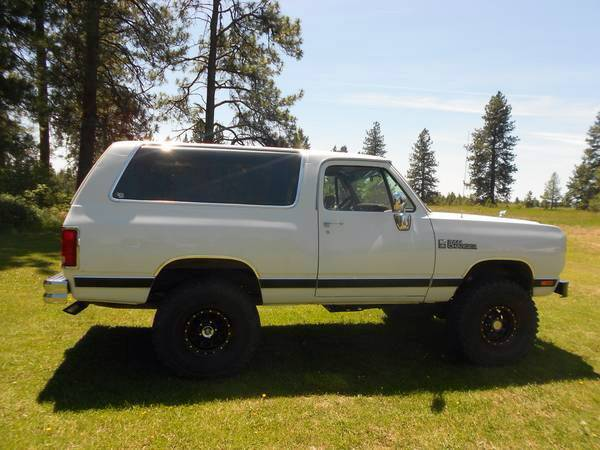 Craigslist Mohave County Az >> 1990 4WD Dodge Ramcharger For Sale in Fort Mohave AZ