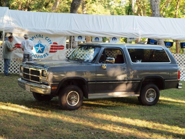 1991 Dodge Ramcharger For Sale in Antelope CA