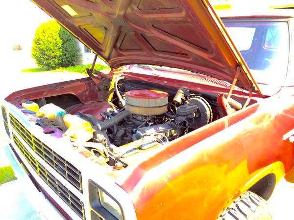 1979 Dodge Ramcharger 318 V8 Auto For Sale In Wilmington Nc