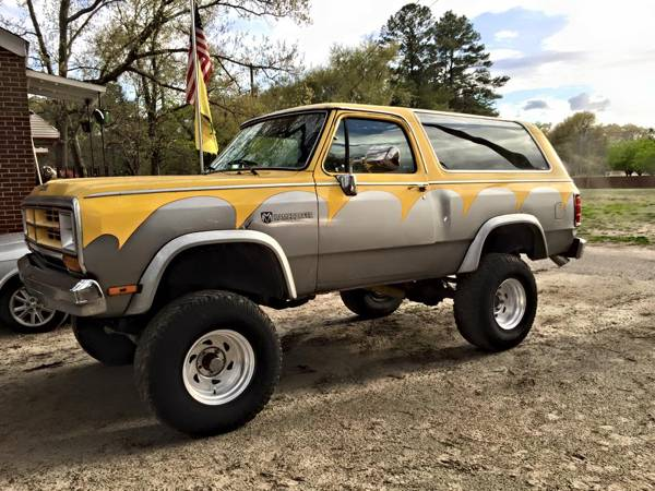 1989 Dodge Ramcharger V8 Auto For Sale in Outer Banks, NC