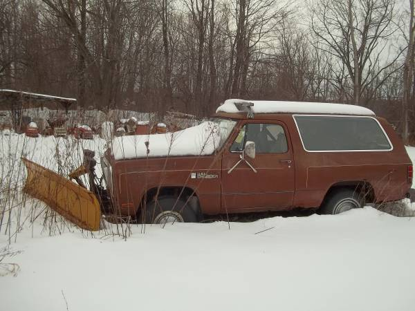 1994 Dodge Ramcharger Auto For Sale in Adams Center, NY