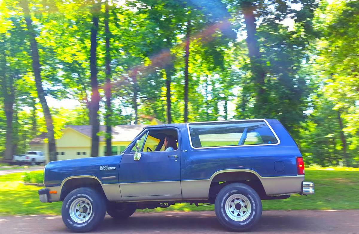 1991 Dodge Ramcharger 318 V8 Auto For Sale in Munford, TN