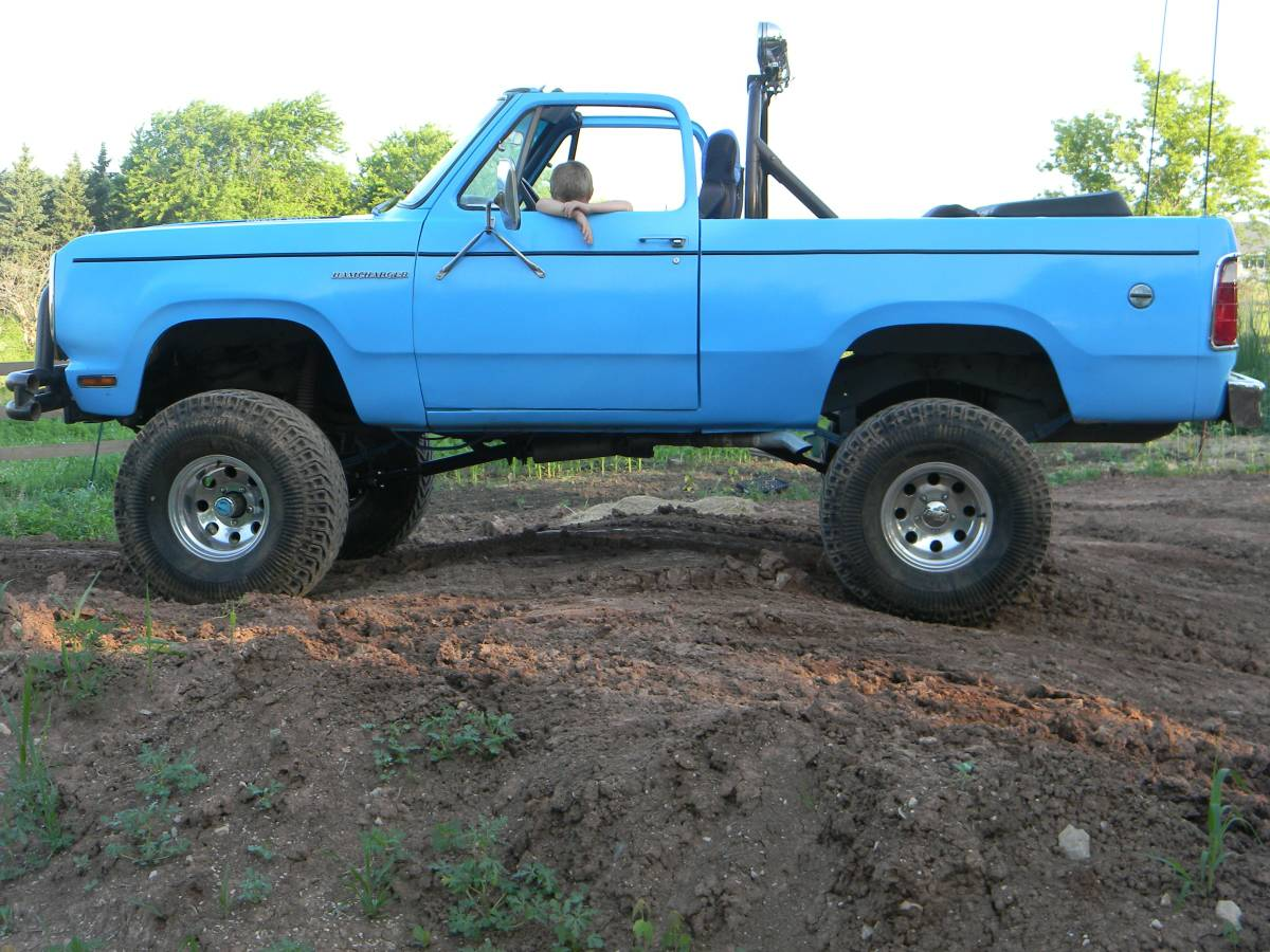 8 in Lift, Axles & Drivetrain from 1978 Ramcharger For ...