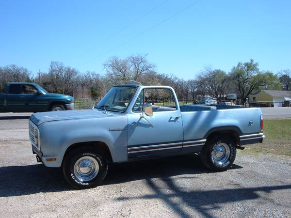 1979 Dodge Ramcharger 318 V8 Automatic For Sale In