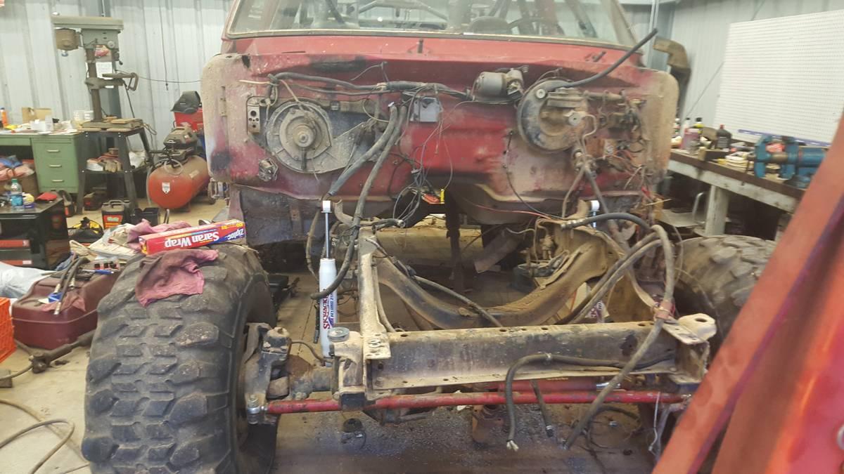 Craigslist Missoula Mt >> 1986 Dodge Ramcharger Drivetrain & Misc Parts For Sale in ...