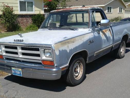 1989 Dodge Ramcharger Automatic For Sale In Carson City, NV