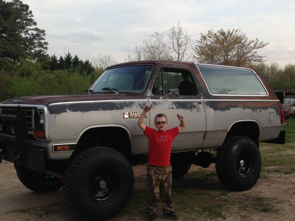 1974 Ramcharger For Sale Craigslist >> 1984 Dodge Ramcharger 318 V8 Automatic For Sale in Mount Airy, GA