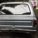 1986 Dodge Ramcharger 360 Automatic For Sale in Delray ...