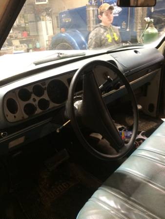 1979 Dodge Ramcharger 318 V8 Automatic For Sale in Paxton, IL