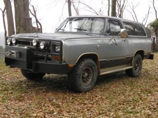 Dodge Ramcharger For Sale in Alabama