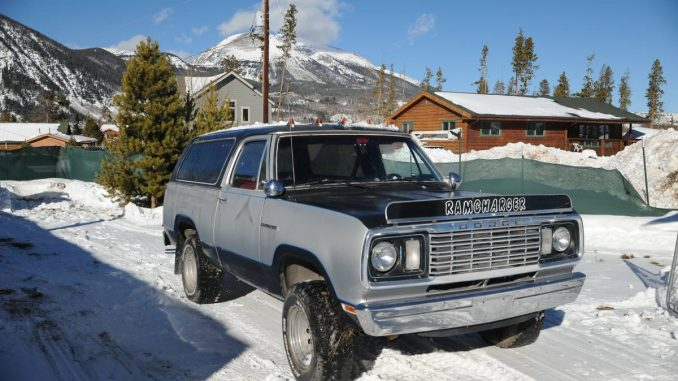 Dodge Ramcharger For Sale 1974 2001 Us Canada Mexico