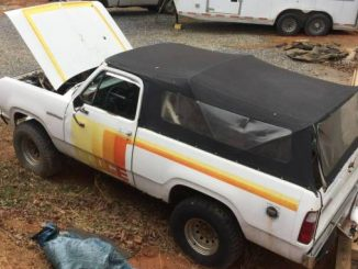 1979 Dodge Ramcharger For Sale
