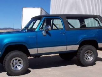 Dodge Ramcharger For Sale in New Mexico