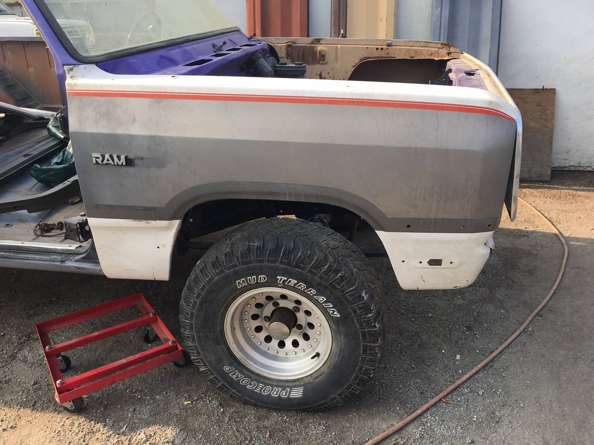 1992 Dodge Cummins First Gen Parts For Sale in Delano, CA