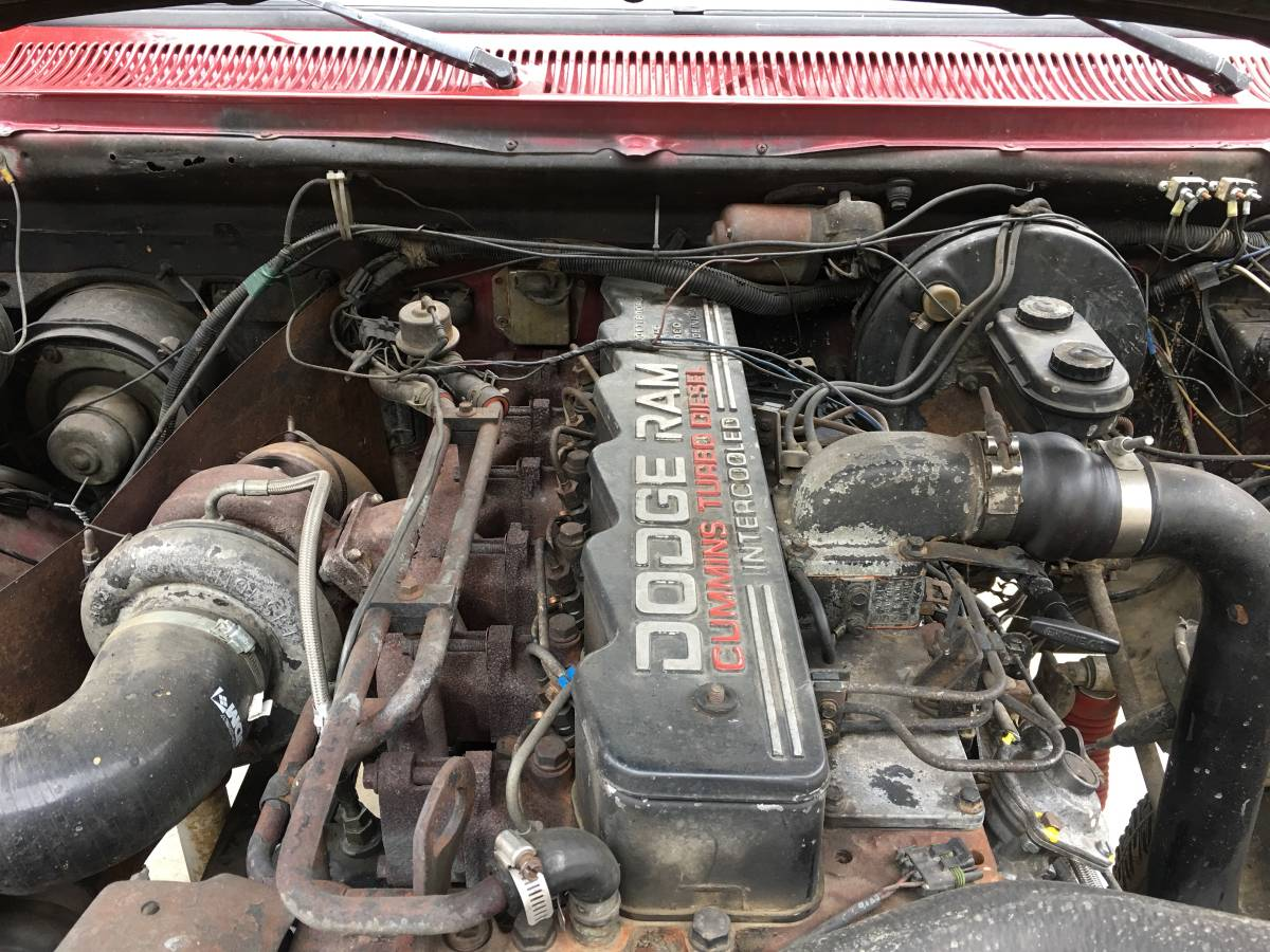 1987 Dodge Ramcharger 12 Valve Cummins For Sale in Aurora, CO