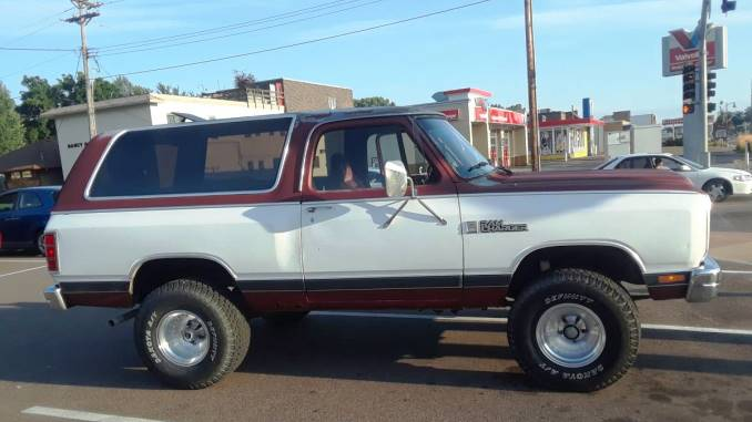 1987 Dodge Ramcharger Rebuilt 360 For Sale in South St ...