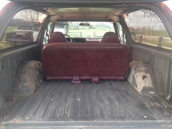 1986 Dodge Ramcharger 318 V8 Auto For Sale in Waynesboro, VA