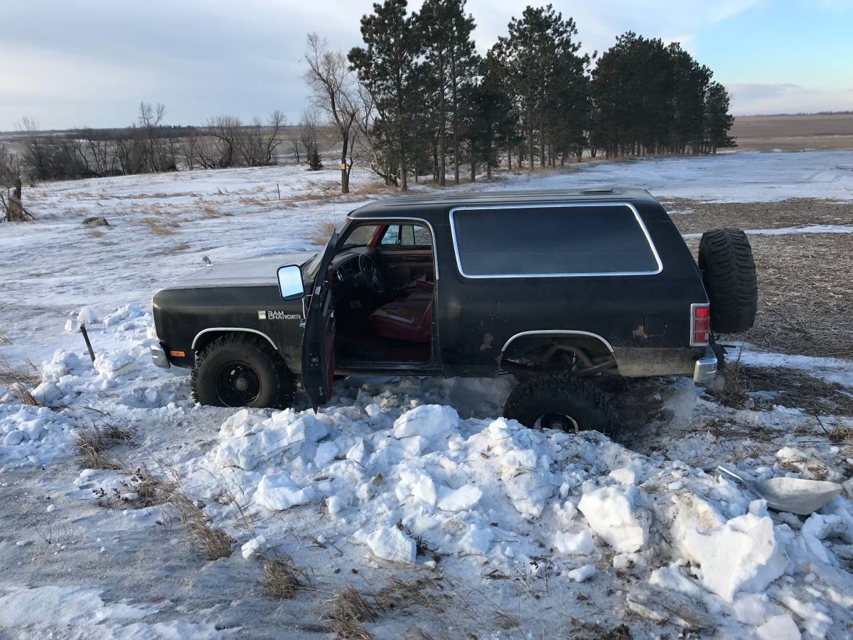 1986 Dodge Ramcharger 318 w/ RV Cam For Sale in Fort ...