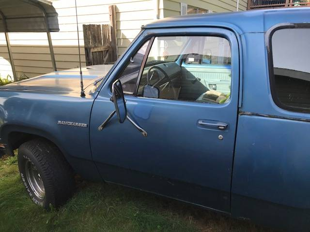 1977 Dodge Ramcharger V8 Automatic 2WD For Sale in Kent, WA