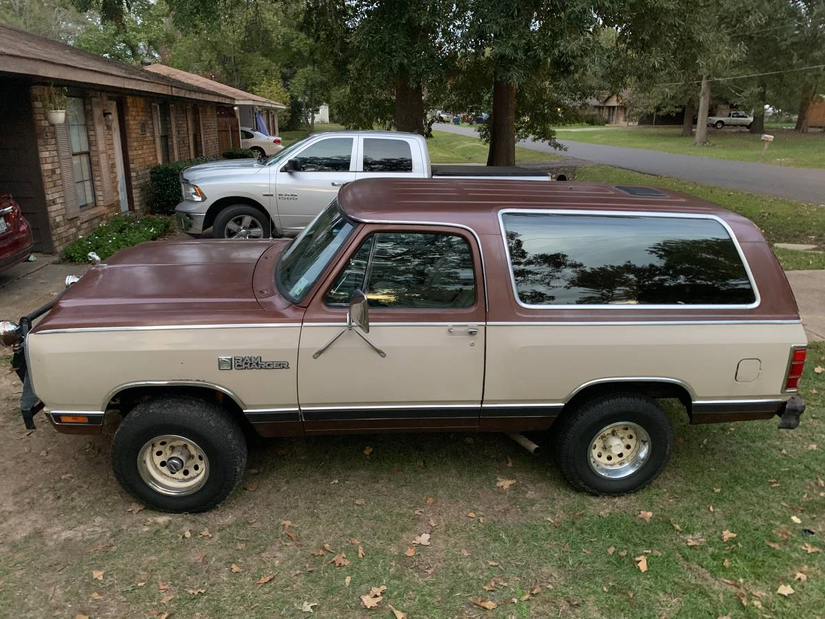 1983 Dodge Ramcharger 318 Auto For Sale in Shreveport, LA
