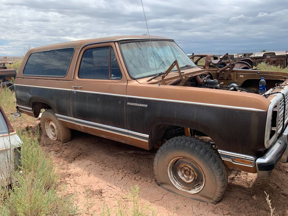 1978 Dodge Ramcharger 4WD Automatic For Sale in Scottsdale, AZ